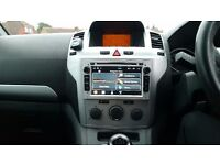 Wauxhall zafira 2010 with full android system