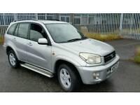 Toyota Rav 4 4x4 2.0 VX PX welcome