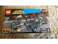 "NEW Lego DC Comics Superheroes - ""Kryptonite Interception"""