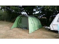 Adventure Ridge 4 person tent used twice only