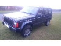 1995 Jeep Cherokee 4.0 limited SE