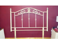 Antique Style Double headboard