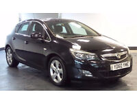 2010 60 VAUXHALL ASTRA 1.7 SRI CDTI 5D 108 BHP DIESEL *PART EX WELCOME*FINANCE AVAILABLE*WARRANTY*