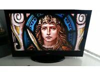 Hitachi L46VF04U Full HD 1080p Digital Freeview LCD TV