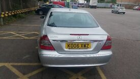 Immaculate Silver Mercedes Catergory D
