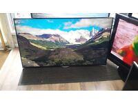 "Panasonic 55"" Ultra HD 4K 3D Wifi Smart Freeview LED TV £350"
