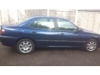 peugeot 406 one owner full history 1.9 diesel clean car