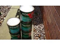 12.5 litres of Exterior Teak Wood Stain