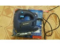 einhell electric jigsaw saw
