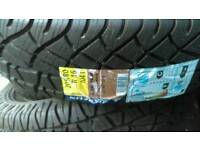 Michelin tyres new 205 80 16