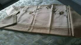 Kingsize quilt cover + matching pillow cases