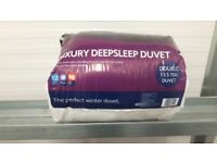 Brand New Silent Night Luxury Deep Sleep Double Duvet 13.5 Tog