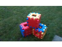 Little Tikes Large 18 Waffle Bricks - suitable for 18 months up