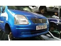 Vauxhall agilla breaking Head light
