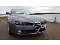Alfa Romeo 159 1.9 JTDM Turismo FSH + Cambelt