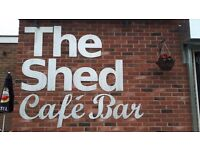 Part time Chef / Commis Chef, required for newly refurbished cafe bar