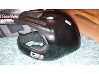Full face helmet- Diamondback