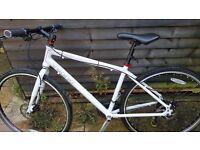 Gents hybride bike