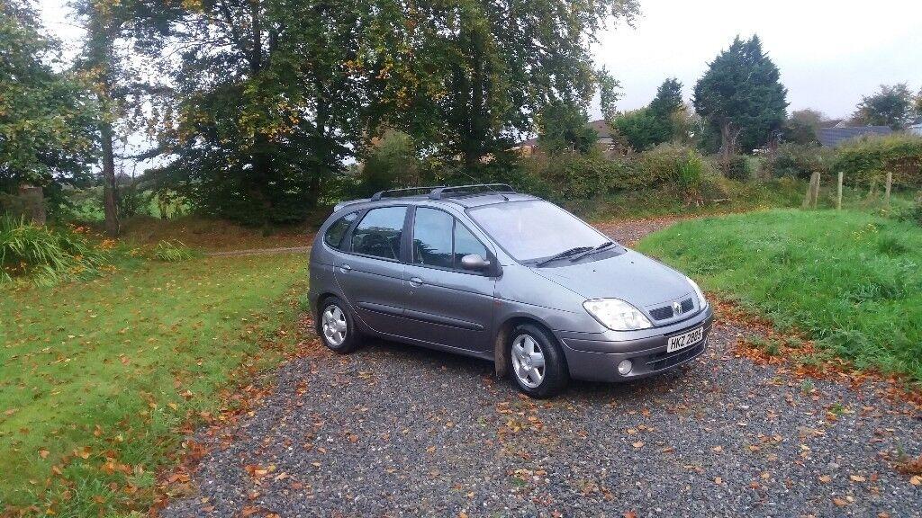 Renault scenic £395 0no