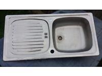 Stainless Steel Leisure Make Kitchen Sink - CAN DELIVER