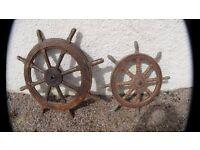 original ships wheels