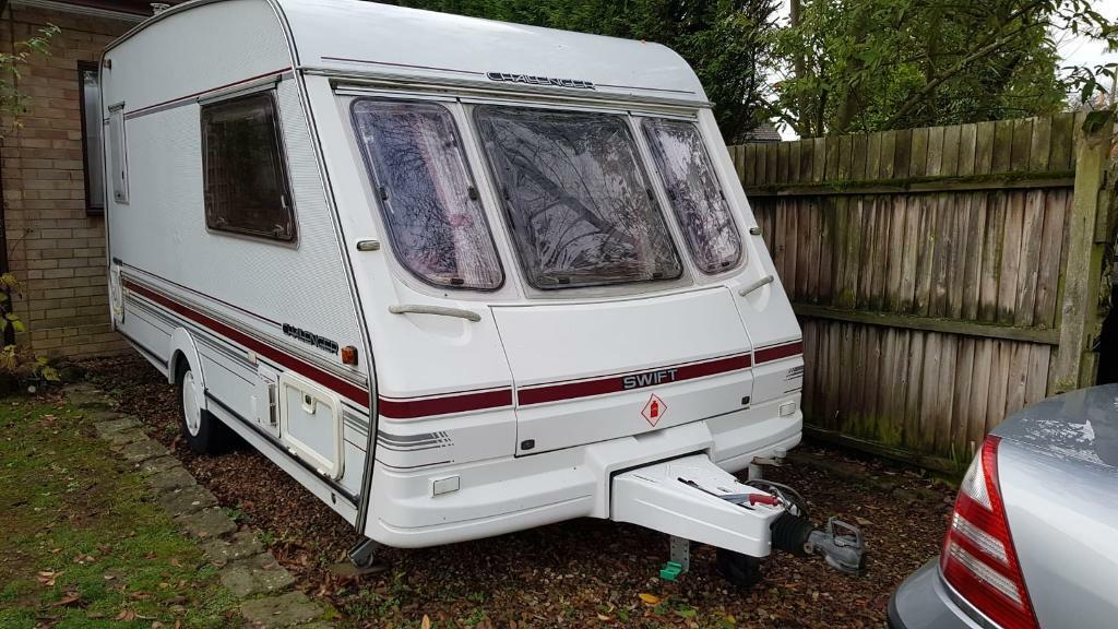 Swift Challenger 400 SE 1996 2 Birth | in Eaton Socon, Cambridgeshire |  Gumtree