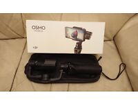 DJI OSMO Mobile Gimbal Stabiliser for android / iPhone smartphone