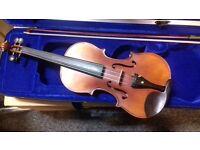 violin andante 3 stradivarious type