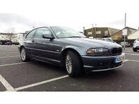 BMW 318CI SE AUTO COUPE