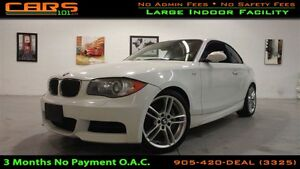 2008 BMW 135 i | M-Sport | Sunroof | Navigation| Red Leather |