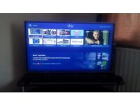 Panasonic 40-inch LED TV & Samsung 2.1 Soundbar System with Wireless Sub - £550 o.n.o CASH ONLY