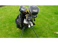 M.D. GOLF SUPERTRONIC GOLF PACKAGE