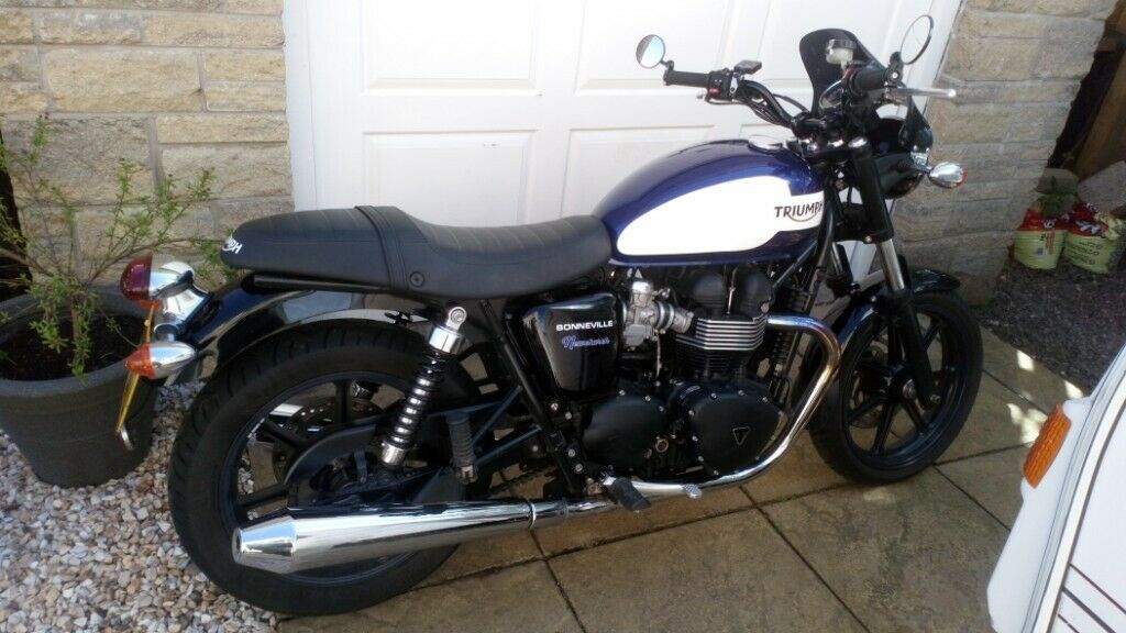 Triumph Bonneville Newchurch for sale or p/x (Price Reduced) | in Kelty,  Fife | Gumtree