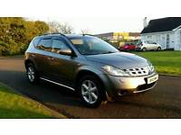 Part ex / Swap - Nissan Murano 3.5 V6 Automatic 4x4 - only 78k