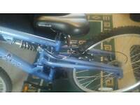 "Girls bike 22"" excellent condition"