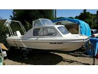 Fast fishing/pleasure boat. full package includes everything you need.