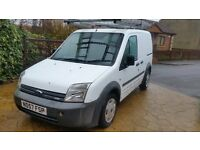 Ford Transit Connect T200 57 plate MOT till July 2017