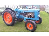 Fordson Supermajor - Great Condition!