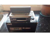 JVC EXAD KD-LHX551 NEW