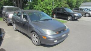 2004 Ford Focus ZTW familiale  automatique