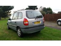 zafira 1.8 petrol no mot no tex car miss fire may be coil pack 2003
