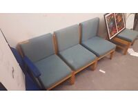 FREE TO COLLECTOR - Comfy chairs - at least 50