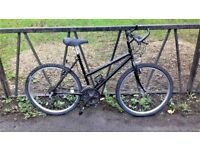 """Ladies Mountain Bike Bicycle. Fully Serviced, Ready To Ride & Guaranteed. 18"""" Frame. 18 Speed"""