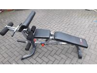 BODYMAX CF330 PREMIUM WEIGHTS BENCH