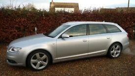2007 (56 Plate) Audi A6 Avant S-Line Quattro V6 2.7TDI Auto