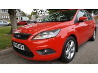 Immaculate Ford Focus 2.0 TDCi (140BHP) FSH, MOT Sept 2017, one owner