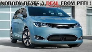 2017 Chrysler Pacifica Hybrid PLATINUM EDITION HYBRID ONLY $43,9