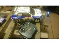 Tamiya Peugeot 306 Maxi WRC