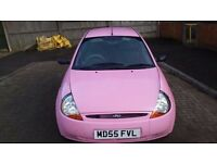 Ford KA 1.3 2005 Design 3 Door Long MOT Low Miles