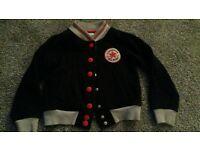kids Converse jacket age 4-5